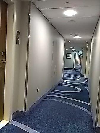 Hampton by Hilton Warsaw City Centre: corredor