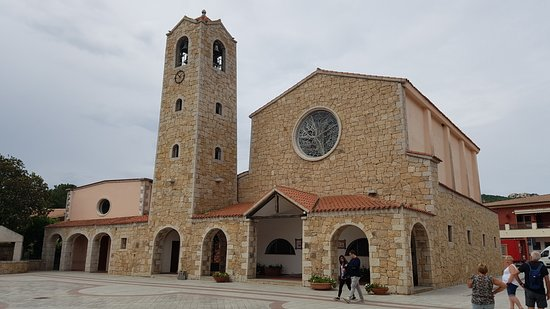 Cannigione, Italia: Chiesa di San Giovanni Battista