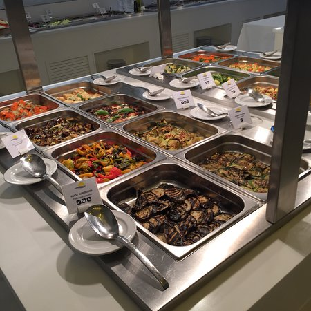Tui Sensimar Atlantic Palace: New Bain Marie's much better than previous ones
