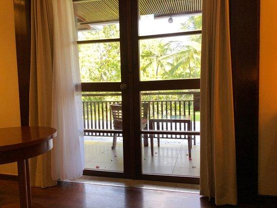 Melia Bali: Balcony