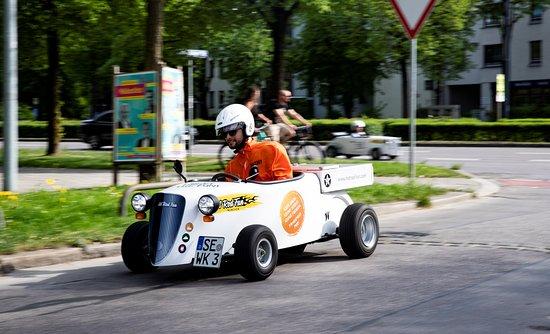Hot Rod Fun Munich照片