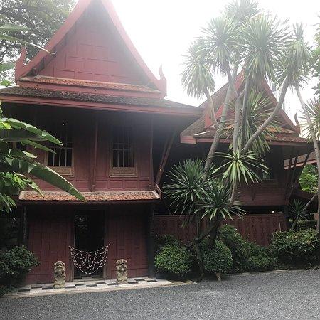 บ้านจิมทอมป์สัน ภาพถ่าย
