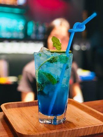 Chilliesine Indian Restaurant - Hsinchu: Blue lagoon @ Chillies Indian Restaurant Hsinchu淇里思印度餐廳新竹