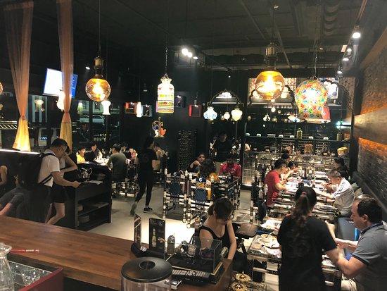 Chilliesine Indian Restaurant - Hsinchu: house full after grand opening @ Chillies Indian Restaurant Hsinchu淇里思印度餐廳新竹