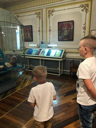 Yegoryevsk History and Art Museum: Экспонаты музея