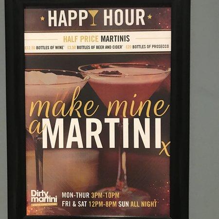 Dirty Martini Resmi