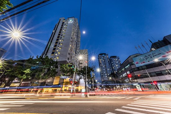 Cheap Hotel In Seoul Myeongdong