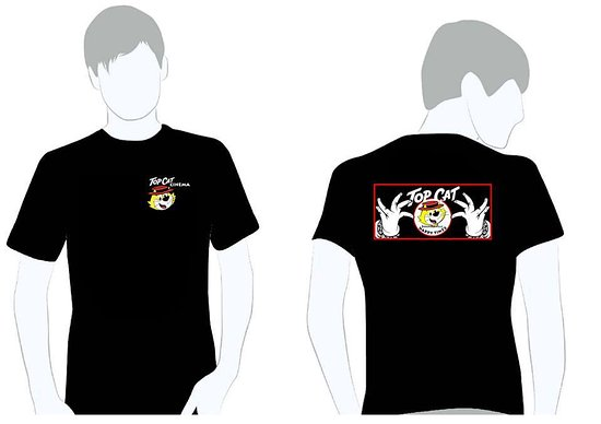 Top Cat Bar & Lounges: New t-shirt design...