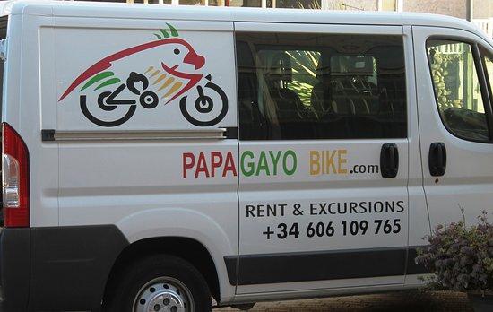 Papagayo Bike Rental