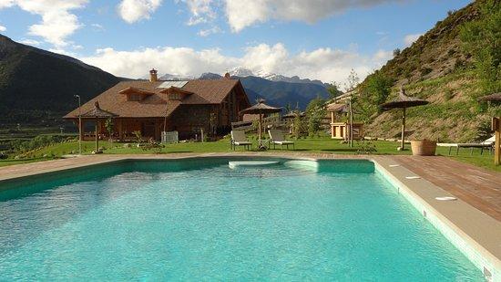 Hotel Viñas de Lárrede, hoteles en Jaca