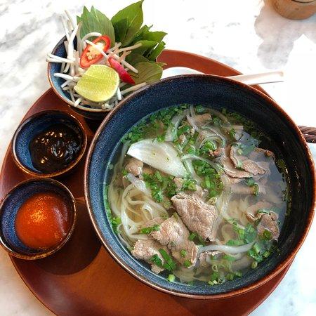 Park Hyatt Saigon: Nice breakfast - traditional VN noodles