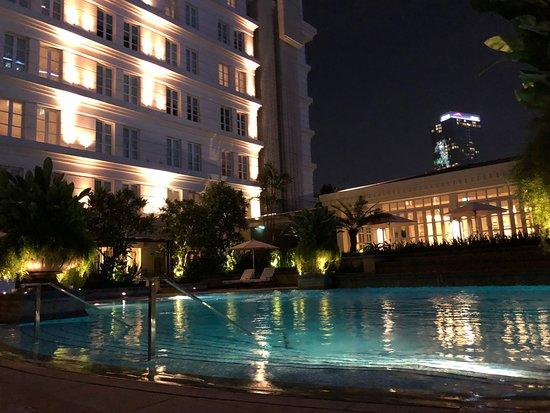 Park Hyatt Saigon: good for relaxing