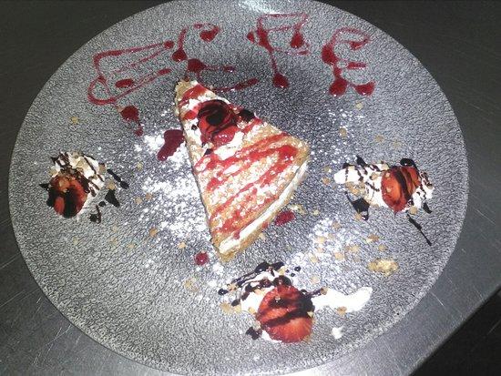 Fefé Sitges Ristorante Pizzeria Napoletana: Dolci momenti