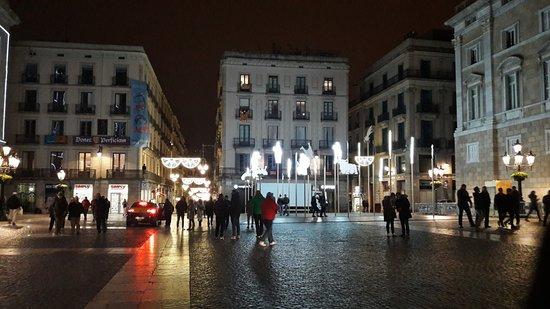Gothic Quarter: Plaça de Sant Jaume