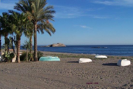 Playa Los Barquicos