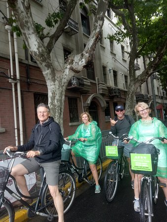 China Cycle Tours: Riding the streets of Shanghai