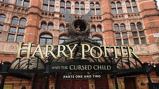 哈利波特与被诅咒的孩子舞台剧照片