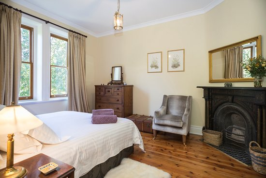 Springton, Australia: King room