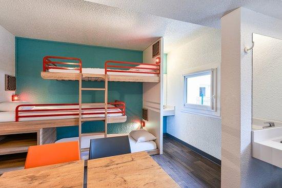 hotelf1 paris porte de chatillon france 2018 hotel reviews photos price comparison. Black Bedroom Furniture Sets. Home Design Ideas