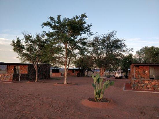 Maltahohe, Namibia: Chalets