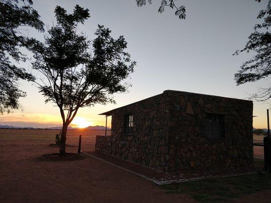 Maltahohe, Namibia: Chalet