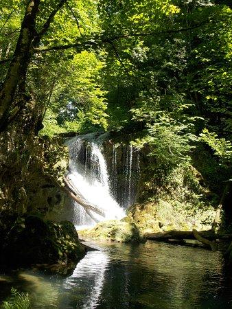 La Vaioaga Waterfall