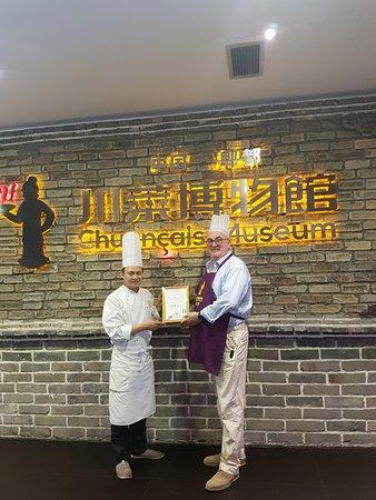 Pi County, China: Head Chef