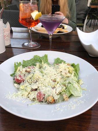 The Olive Tree Mallorca: salad