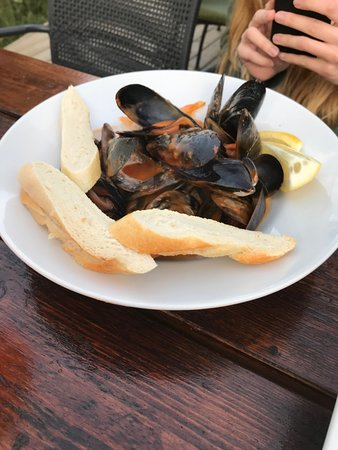 The Olive Tree Mallorca: mussels