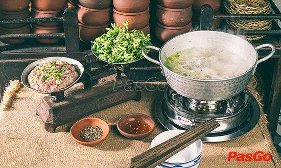 Com Xua Restaurant: Com Xua