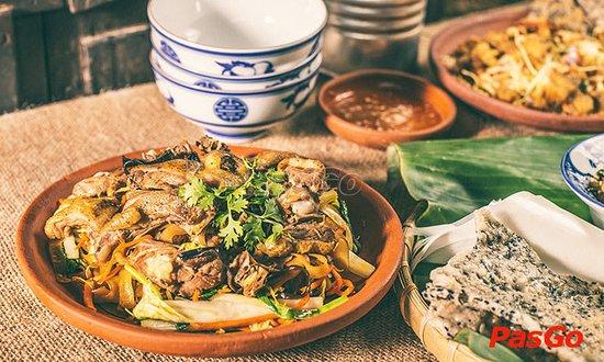 Com Xua Restaurant: MENU