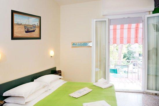 Camera Hotel Villa Rosa