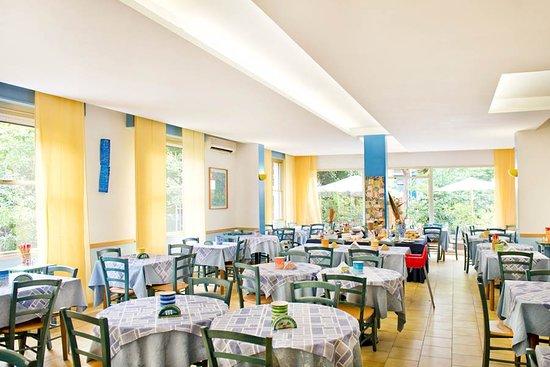 Hotel Villa Rosa: Sala ristorante