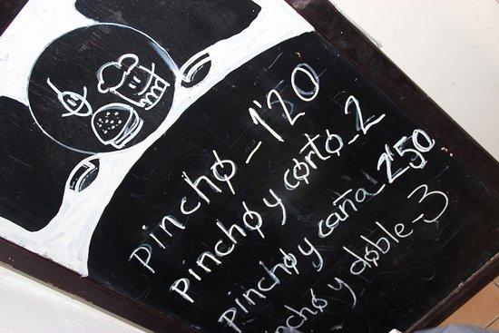 Pincho y Corto: menu_02