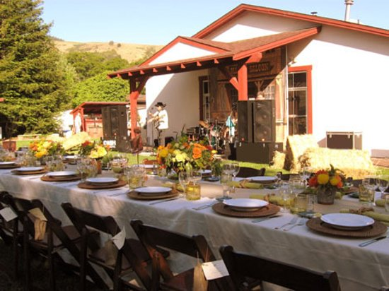 Nicasio, Kalifornien: Outdoor Wedding and Events Venue
