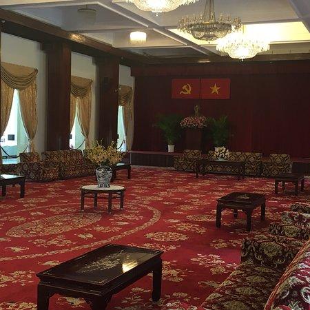 Παλάτι Επανένωσης (Χόι Τρουόνγκ Θονγκ Νατ) Φωτογραφία