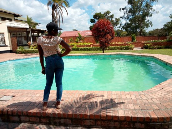 Kitwe, Zâmbia: Providence Teez Lodge