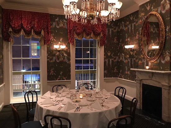 Private Dining Room Bourbon Room Picture Of Arnaud S Restaurant French 75 Bar New Orleans Tripadvisor