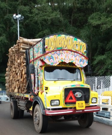 Κεράλα, Ινδία: Some of the sights of Kerala