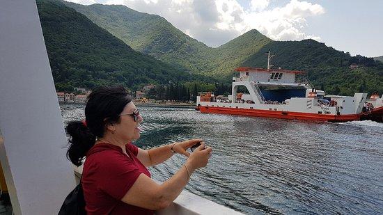 Kamenari, Czarnogóra: Переправа, переправа..берег левый, берег правый...