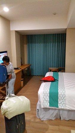 Bedrock Hotel Kuta Bali: Room View