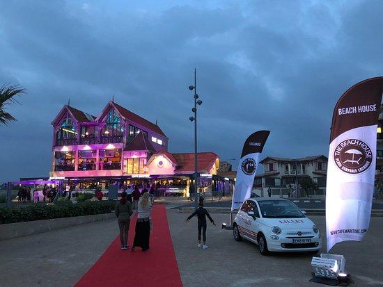 Le Cafe Maritime - Lacanau: Inauguration 1