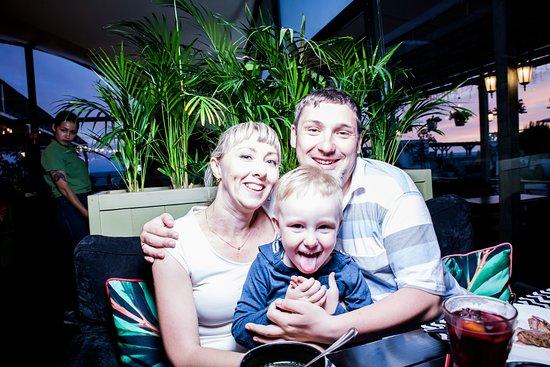 Restaurant Boho: БОХО - прекрасное место для отдыха с семьёй!