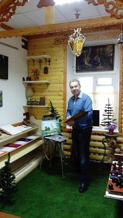 Rukotvornaya Mstyora: наши художники