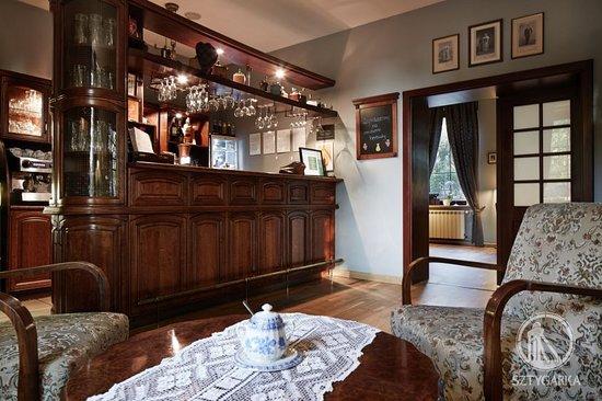 Kawiarnia Pod Wieżą Cafe : Kawiarnia Pod Wieżą - Bar