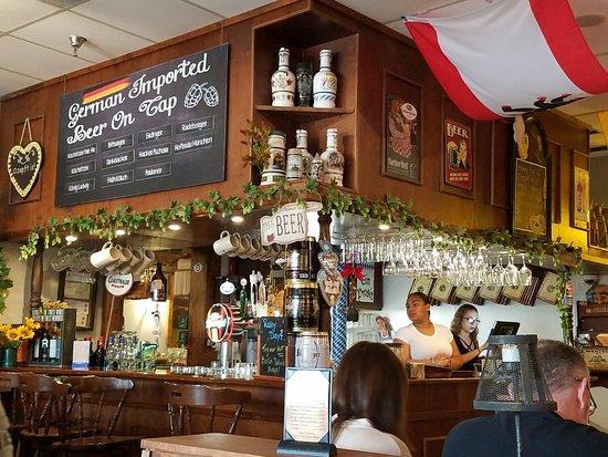 Ruskin, FL: The bar.