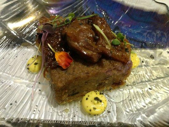 Ropavieja Restaurante de Tapas: El grasiento cordero