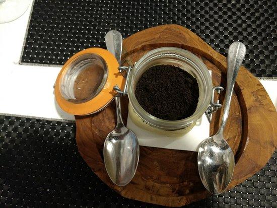 Ropavieja Restaurante de Tapas: Demasido Oreo en el postre