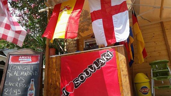 I Love Souvlaki: Real madrid Vs Liverpool