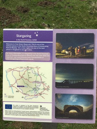 North Pennines Area of Outstanding Natural Beauty: For stargazers